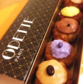 Odette Cream Puffs