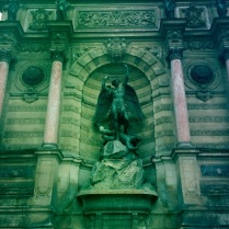 St. Michel Fountain