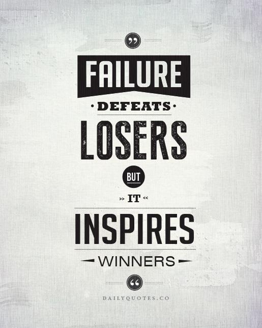 failure inspire